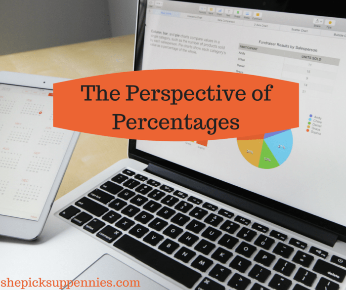 The Perspective of Percentages