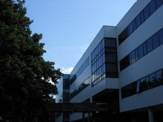 photo of Sheps Building