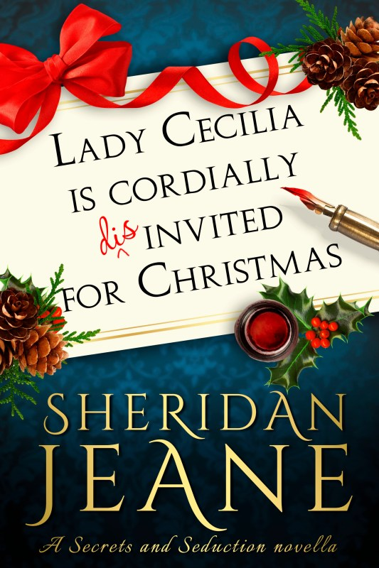 Lady Cecilia Is Cordially Disinvited for Christmas