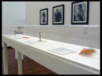 Installation of exhibition