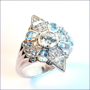 Rejewellerated wedding rings