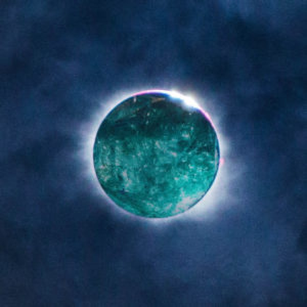 Solar eclipse in cancer