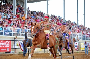Indian Relay Races 2014