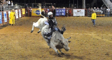 Friday, July 11, 2014 – Sheridan WYO Rodeo Performance