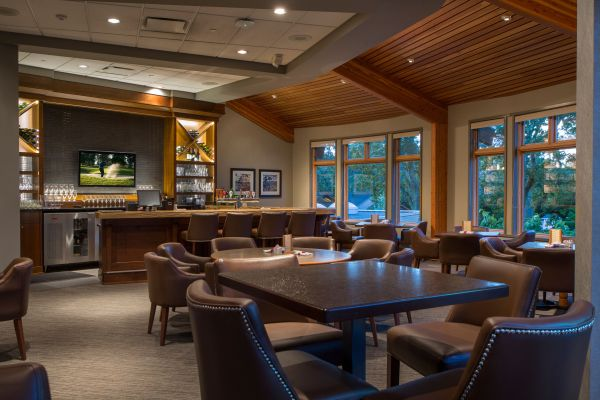 2016 Uplands Golf Course PGA Tour Completed New Bar And Updates To Main Club House Lounges Dining Rooms Washrooms Ladies Locker Room