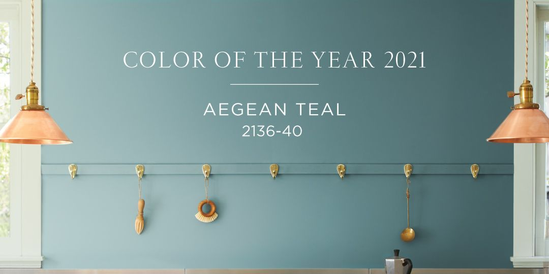 Benjamin Moore 2021 colour of the year