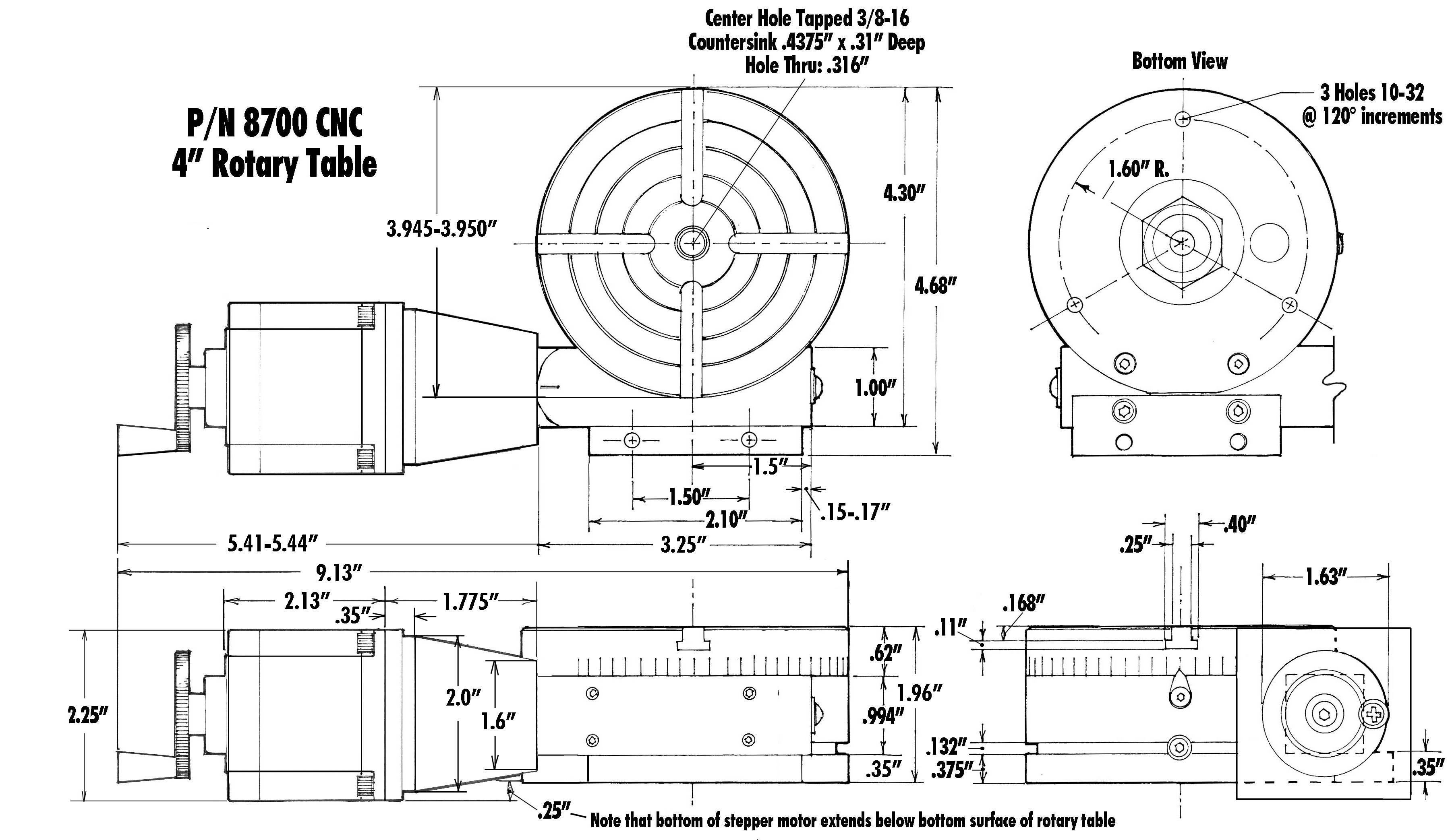 Servo Motor Cnc Mill Kits