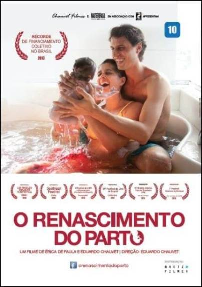 O Renascimento do parto documentary film