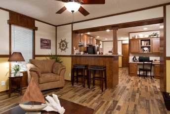 Advantage Living Room Kitchen