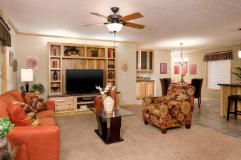 Advantage Living Room and Dinning Room