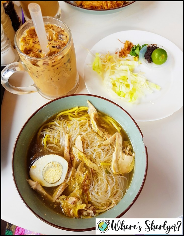 Where to Eat in Brunei: My Town Eating House Soto Brunei