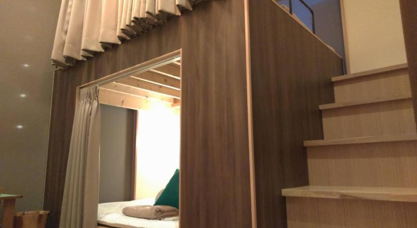 BEST HOSTELS IN JAPAN:  Yagura Hostel