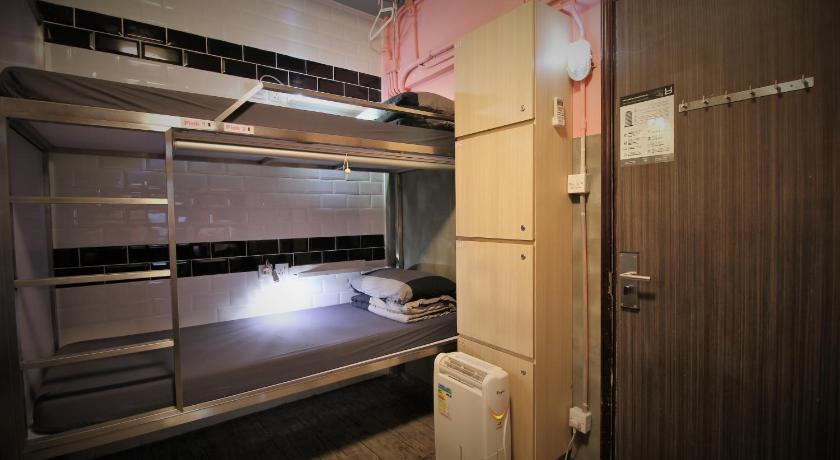 BEST HOSTELS IN TSIM SHA TSUI HONG KONG : Urban Pack Hostel