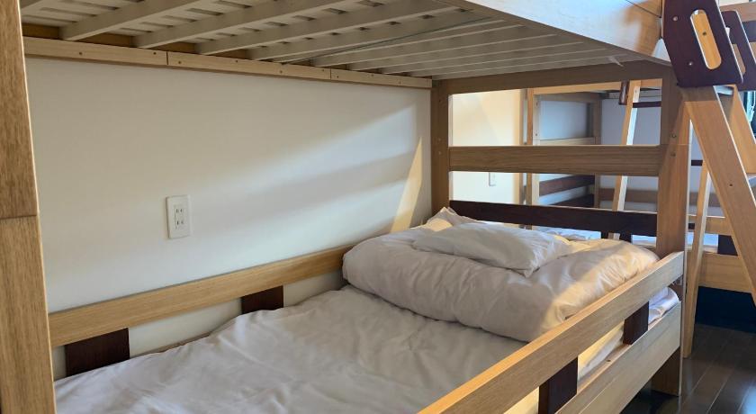 BEST HOSTELS IN JAPAN:  Base Ogi House of Sakuraoka