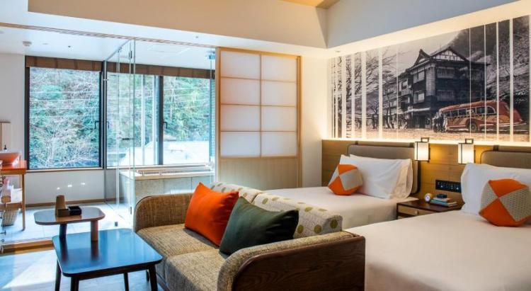 What hotels are IHG in Japan? Hotel Indigo Hakone Gora