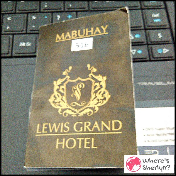 lewis grand hotel