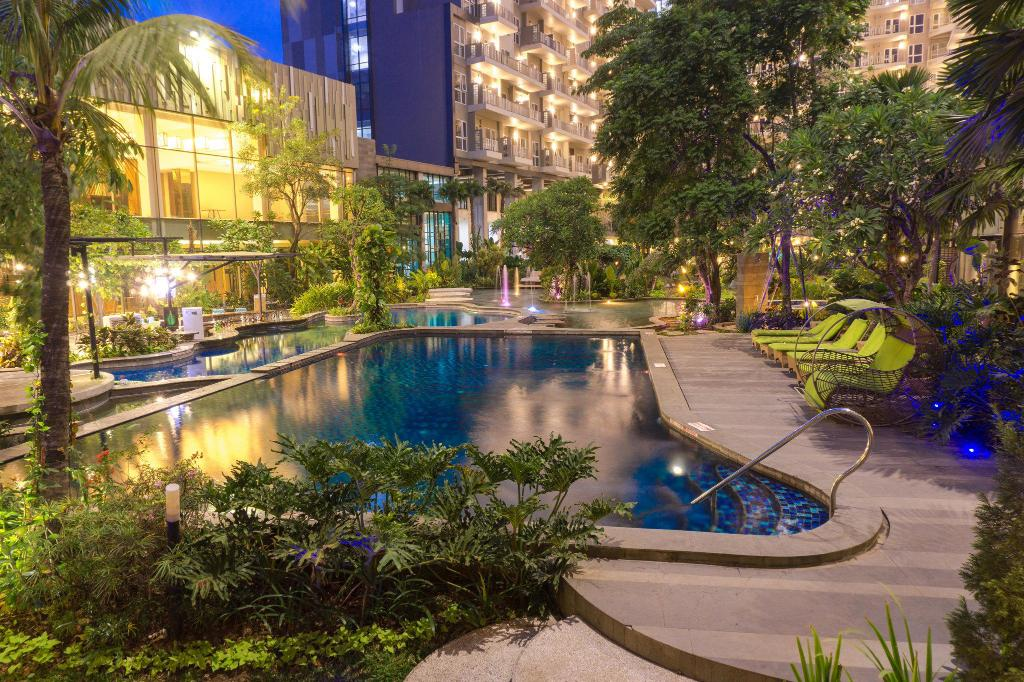 What hotels are IHG in Indonesia