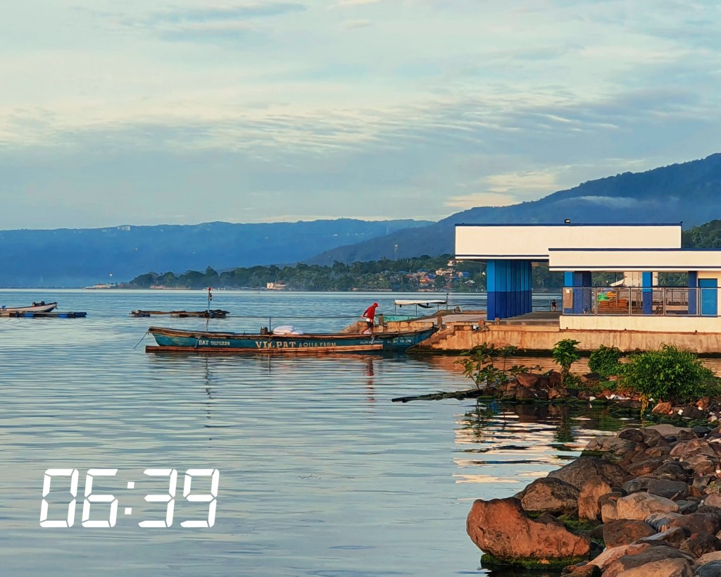 Nature and Exercise: Taal Lakeside at Sunrise (Talisay, Batangas)