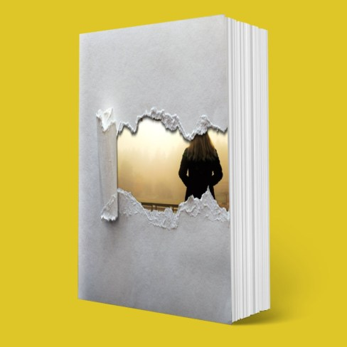 What's Left Untold Cover Reveal on Yellow