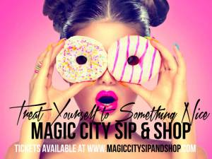 Magic City Sip and Shop 2015