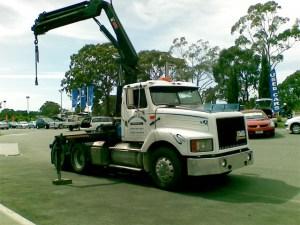 gallery 03 - Semi Crane Truck