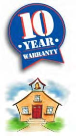 Explains the requirement for new homes to be covered by Home Warranty under the Home Owner Protection Act of BC