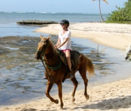 horseback dominican republic