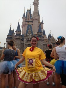 Princess Power! The Disney Princess Half Marathon