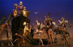 "The Lion King Musical: You Had Me At ""Nants ingonyama bagithi Baba"""