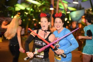 When Princesses Became Jedis: the Star Wars 10K at Disneyland