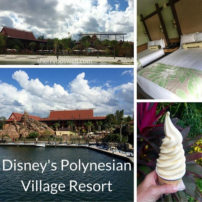 Disney's PolynesianVillage Resort