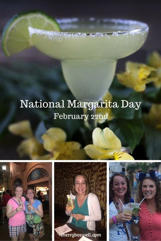 National Margarita DayFebruary 22nd