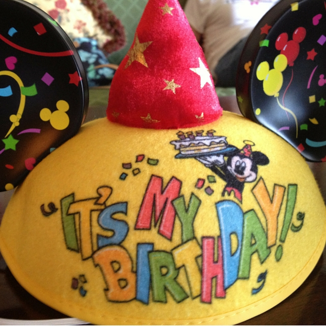 5 Tips for Celebrating Birthdays at Walt Disney World