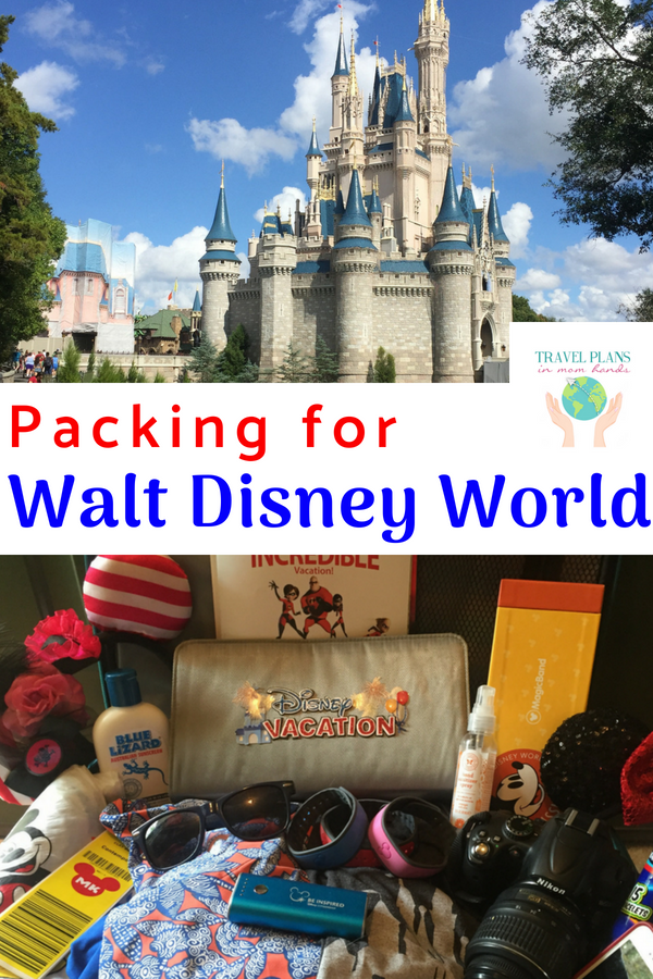 To Walt Disney World...and beyond! Get your bags packed properly with these packing tips for Disney World. From can't forget items to no-no's, we'll get you rolling with these tried and true tips for packing perfection! #disneyworld #disney #packing