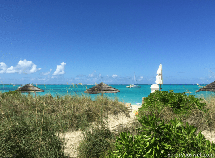 18 Travel Destinations in 2018 | Beaches Turks & Caicos located on Grace Bay, one of the islands best.
