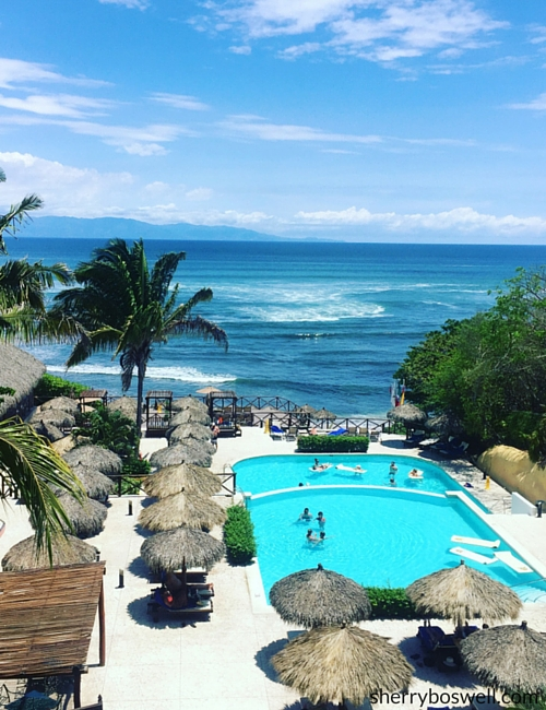 18 travel destinations in 2018 include Mexico as a top international destination. My recommendations are Puerto Vallarta and Sayulita, and the Royal Suites Punta de Mita pool has a fabulous beach view.