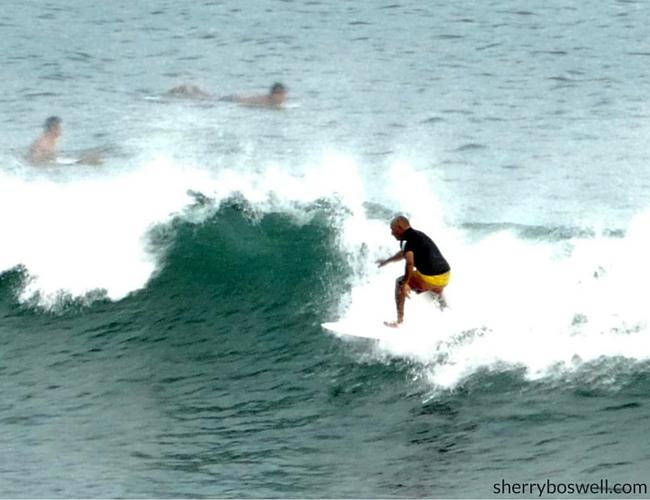 Puerto Vallarta Resort | Surf's up at the Grand Palladium Vallarta