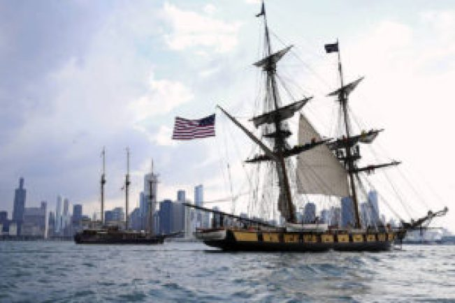 Pepsi Tall Ships at Navy Pier Chicago