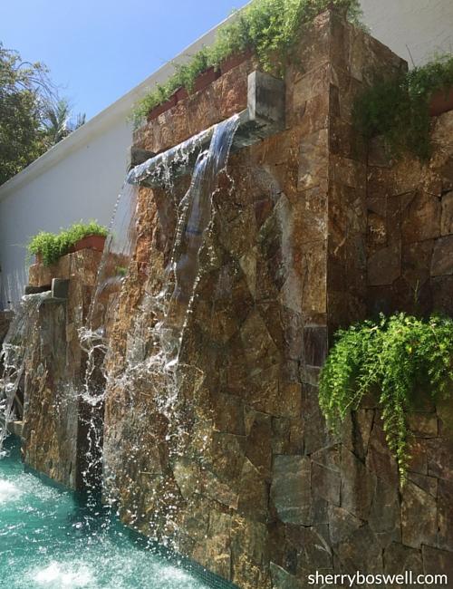 Puerto Vallarta Resort   Grand Palladium Vallarta's Zentropia spa has a fountain pool, hot tubs, plunge pools, and spa treatments galore.