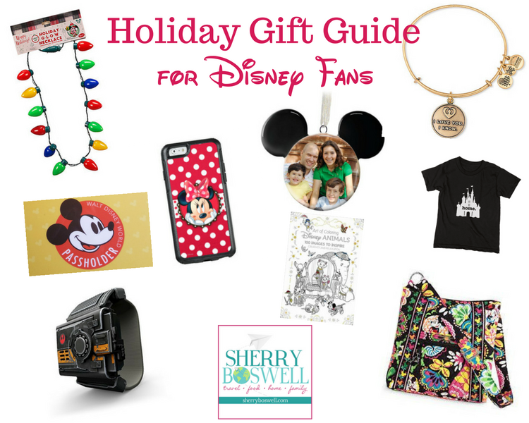 Making a list and checking it twice with our holiday gift guide for Disney fans.
