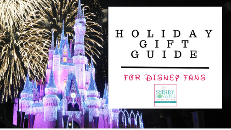 Tis the season to make others jolly...especially with great Disney-themed gifts. Use our holiday gift guide to find perfect gifts for Disney fans.