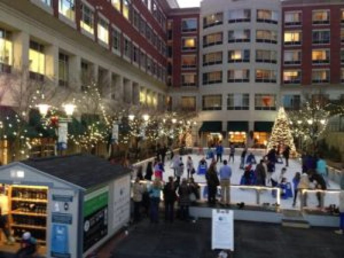 Ice on Main is one of the best places to go to skate and people watch, which is why it's on our 12 holiday events in Greenville, SC list.