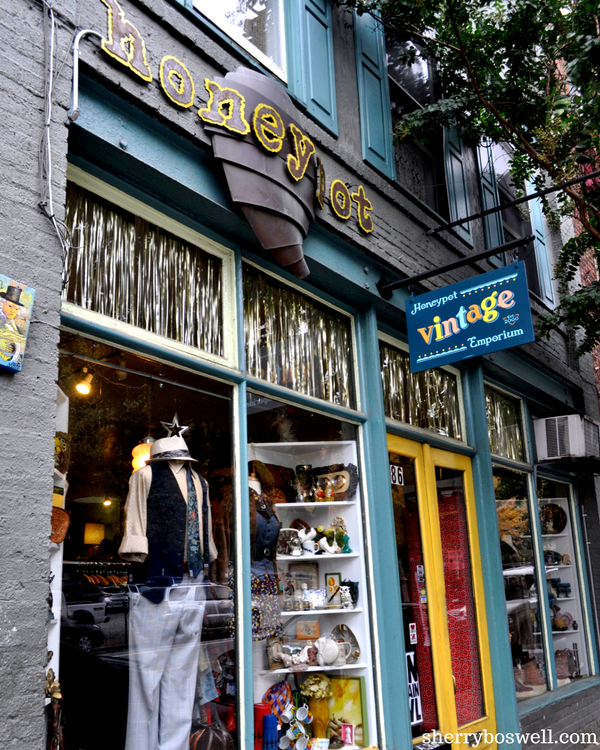 10 Things to Do in Asheville | Asheville shopping