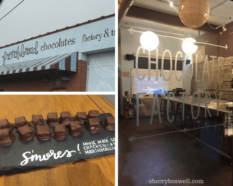 10 Things to Do in Asheville | French Broad Chocolates
