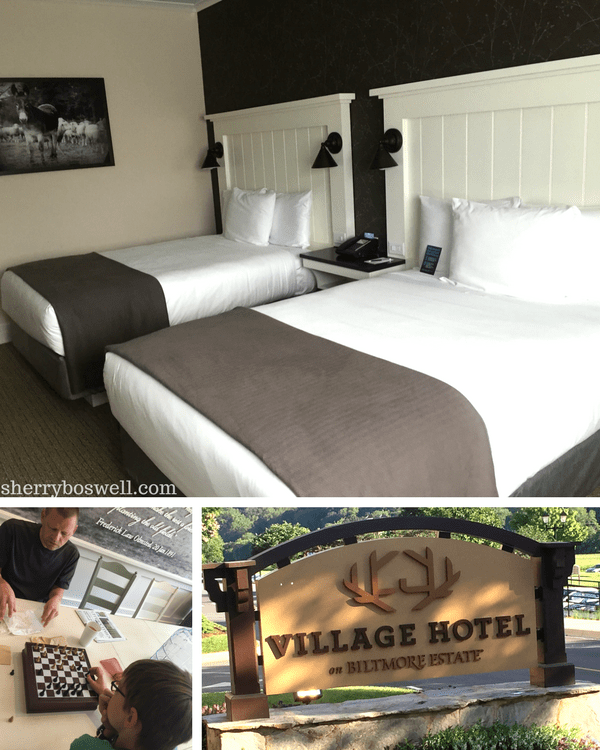 10 Things to Do in Asheville | Village Hotel on Biltmore Estate collage