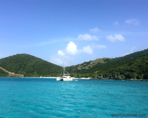 5 things I learned on My first catamaran charter