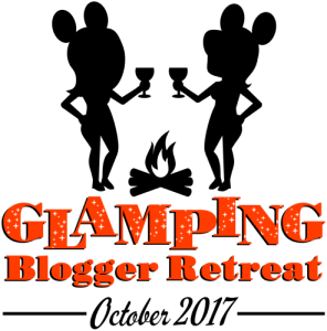 Heigh Ho! It's Off to the Glamping Blogger Retreat (at Disney) I Go
