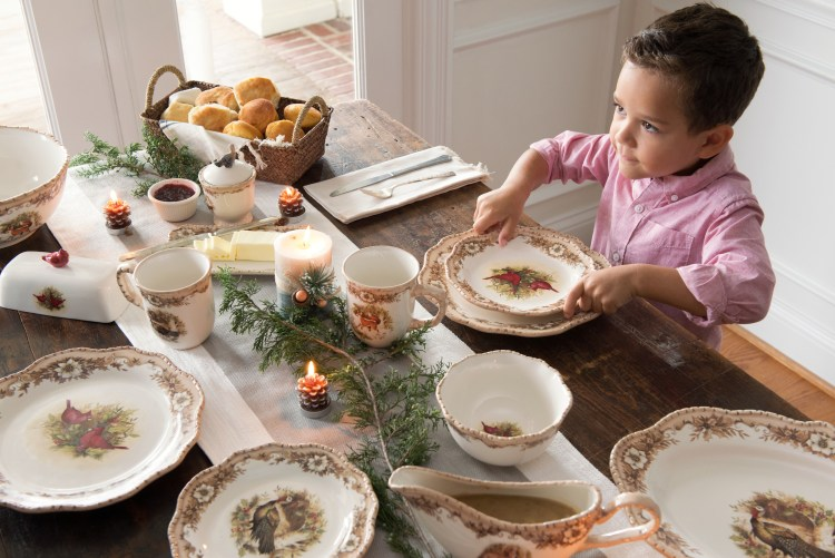 Bringing Joy to the table with Cracker Barrel.
