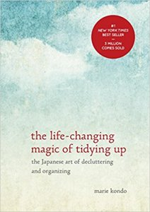 Organizing Tips from The Life-Changing Magic of Tidying Up