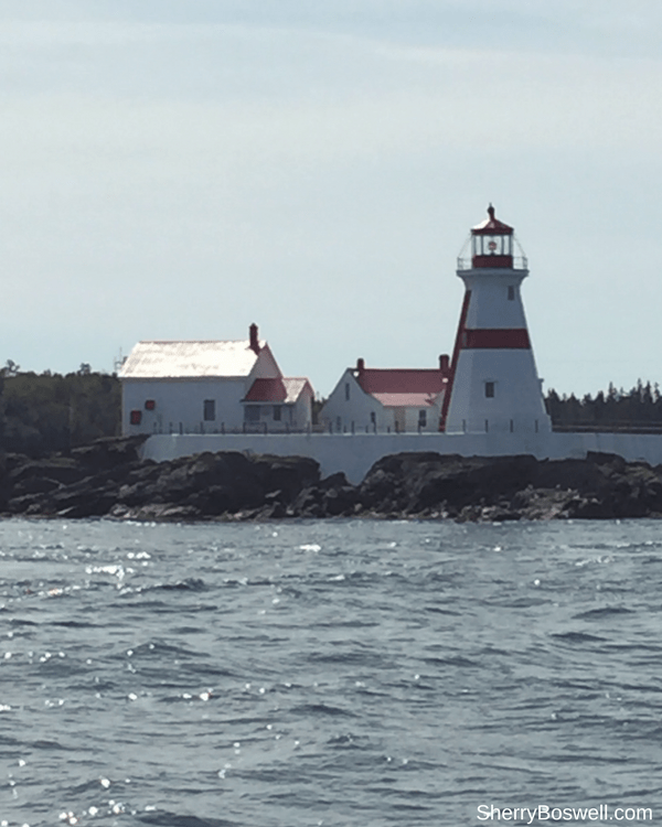 18 Travel Destinations in 2018 | One of the reasons I love Canada is St. Andrews by-the-Sea, with seaside village vibe and lighthouses like the East Quoddy.